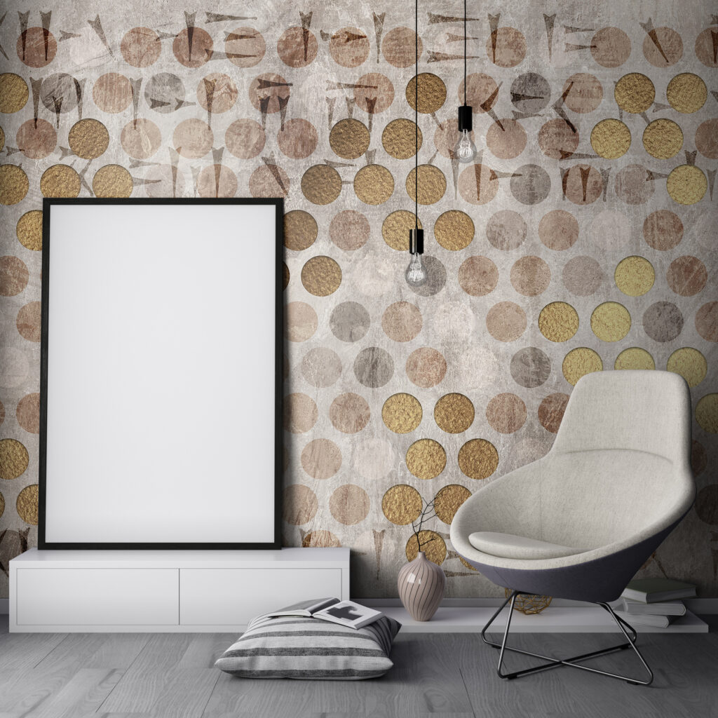 TAPLAB Wall Covering_ Dyre Collection
